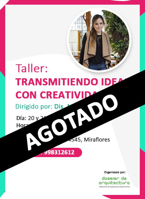 TRANSMITIENDO IDEAS CON CREATIVIDAD