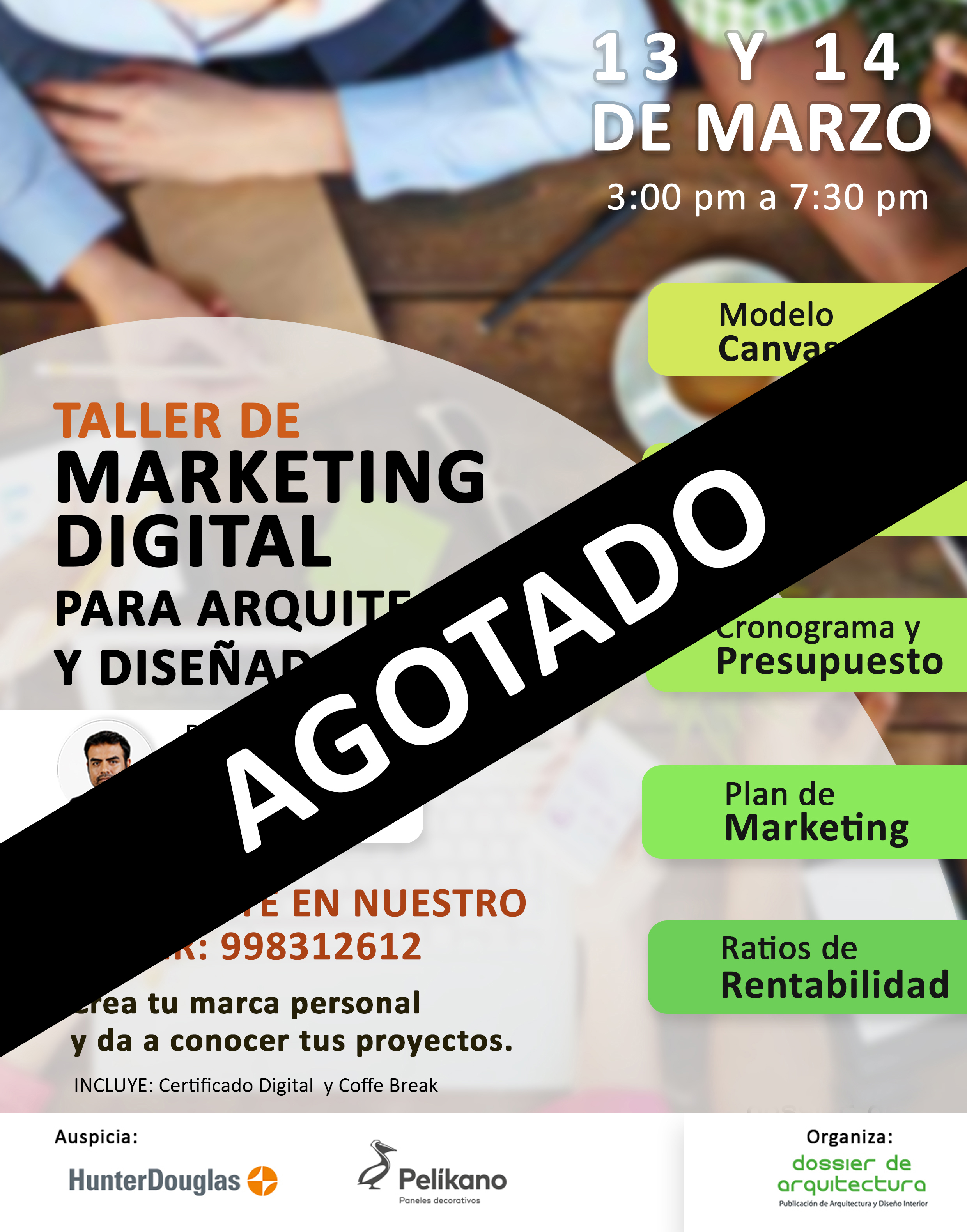 Marketing Digital para Arquitectos y Diseñadores