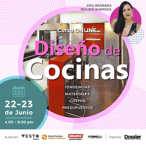 Curso Online Diseño de Cocinas