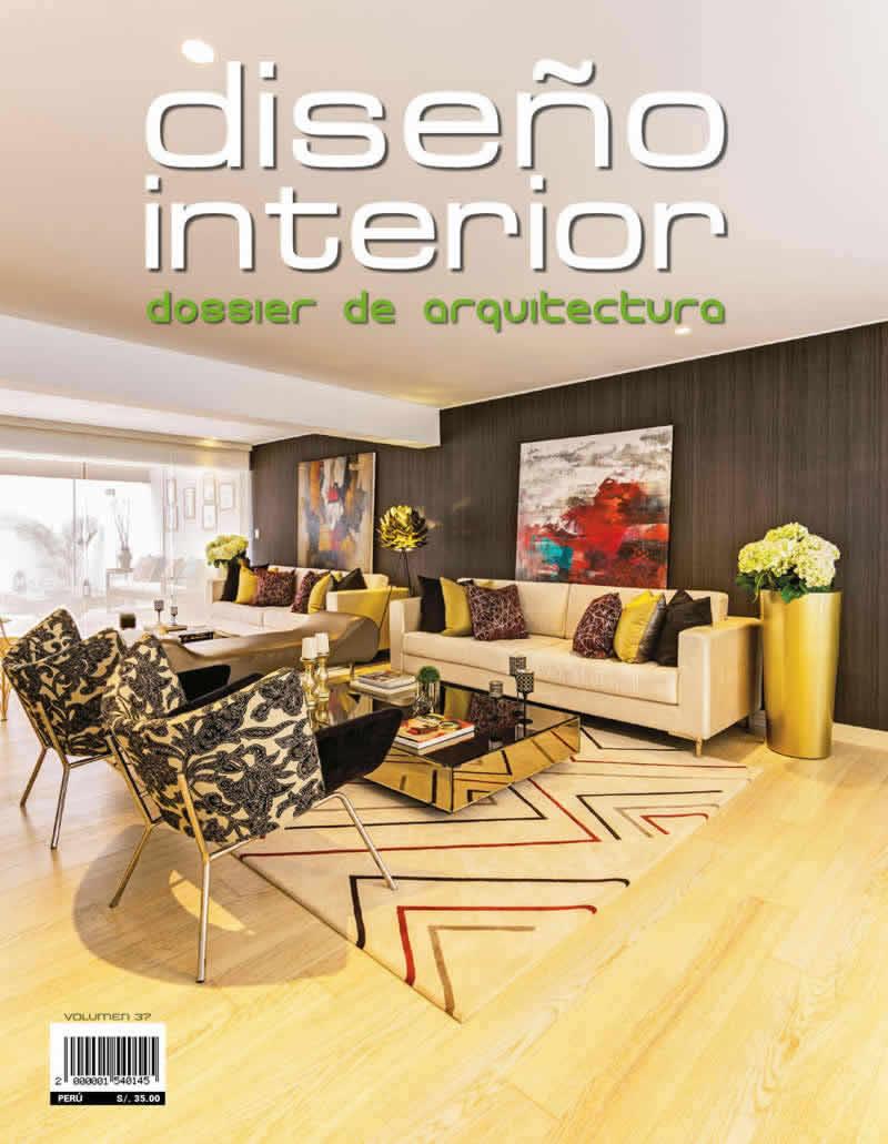 Dise o de interiores y arquitectura 2018 dossier de for Arquitectura y diseno interior