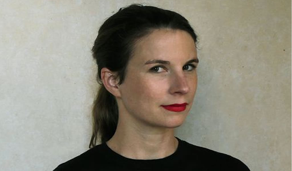 Arquitecta belga Aude-Line Dulière, ganadora del Wheelwright Prize 2018