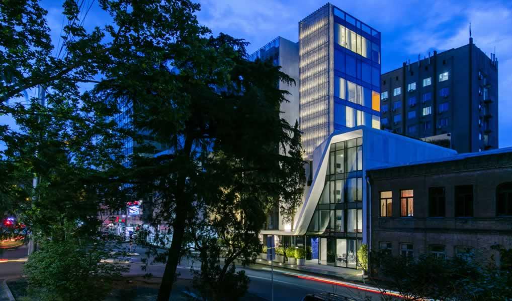 The Grove Design Hotel / Laboratory of Architecture #3