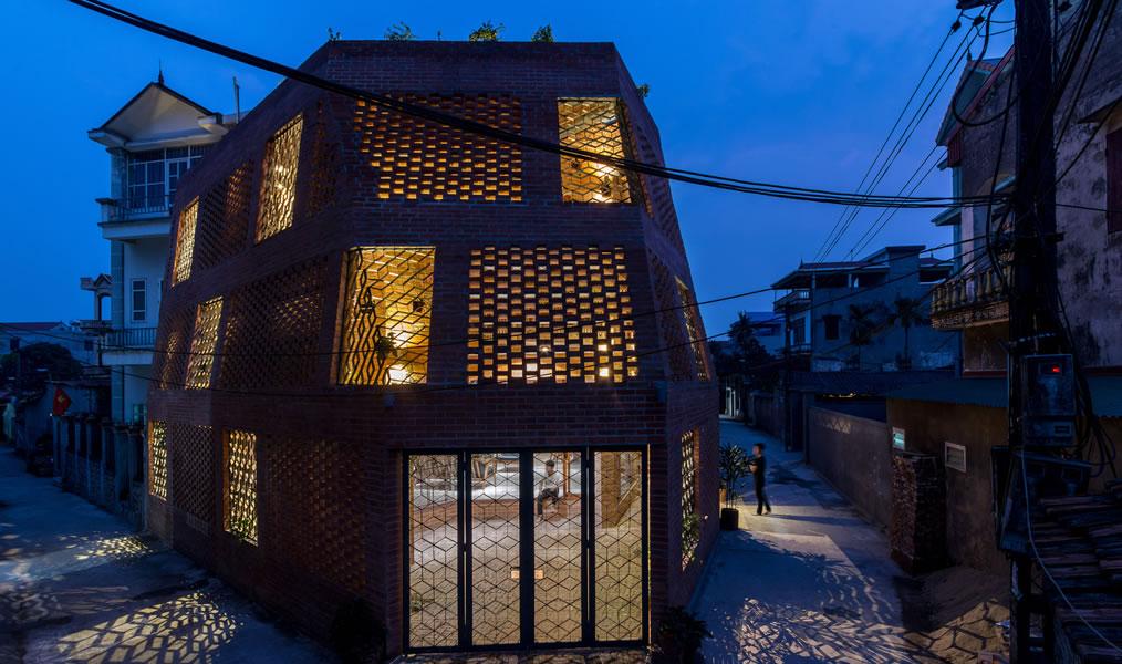 Cueva de Ladrillos / H&P Architects