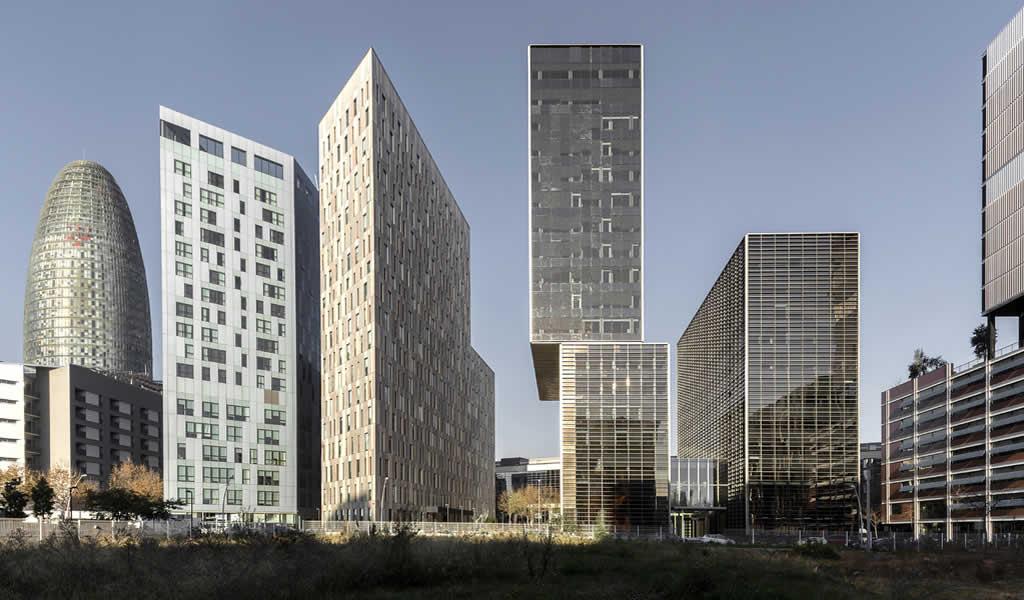 Sede Central de Cuatrecasas Abogados / GCA Architectes
