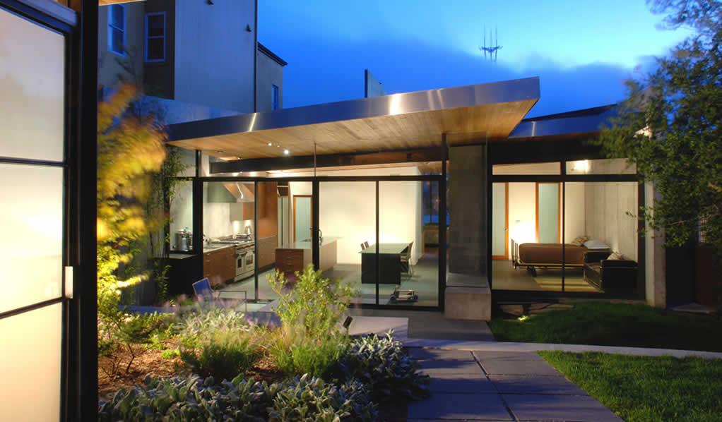 Proyecto diamante / Terry & Terry Architecture