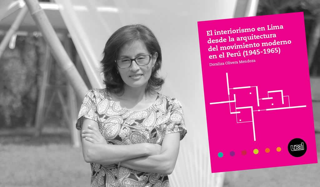 UCAL presenta libro sobre interiorismo en el Perú