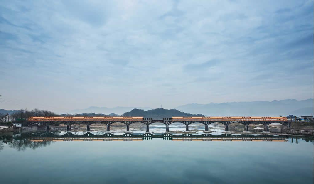 Puente Shimen / DnA