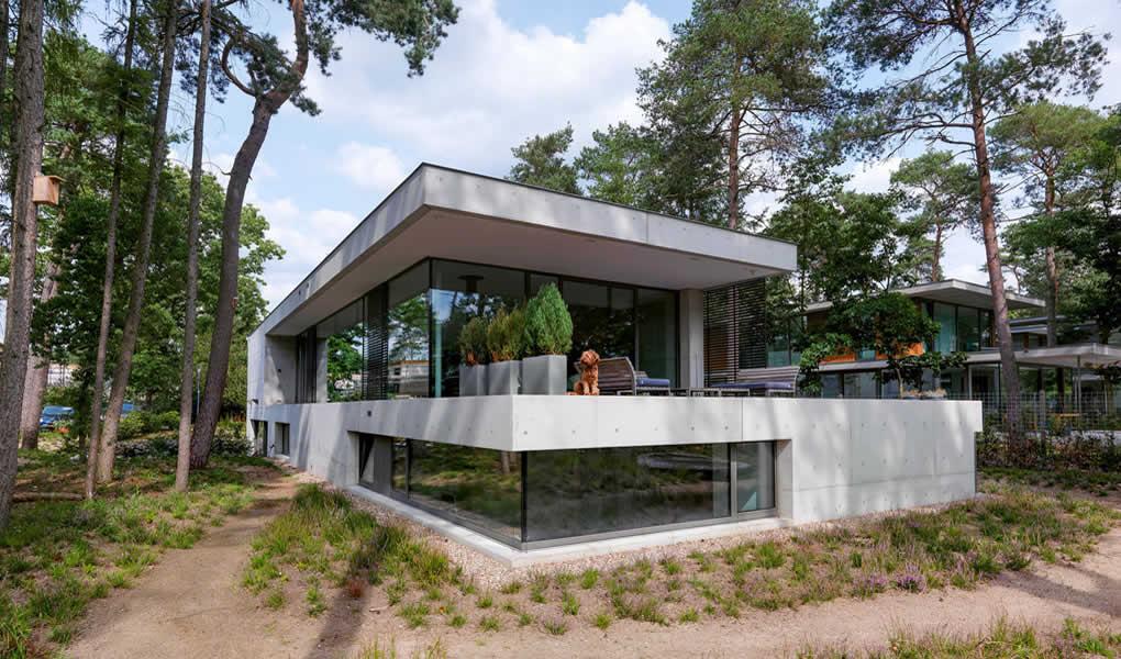 Casa Zeist / Bedaux de Brouwer Architects