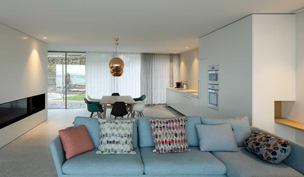 Casa en Hauterive / bauzeit architekten