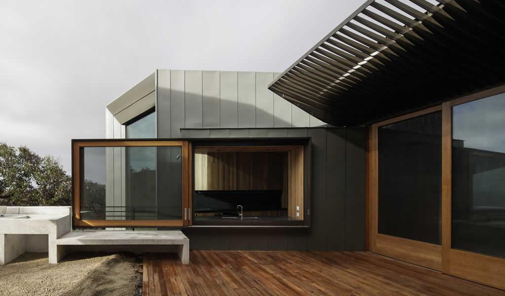 Casa de Playa en Fairhaven / John Wardle Architects
