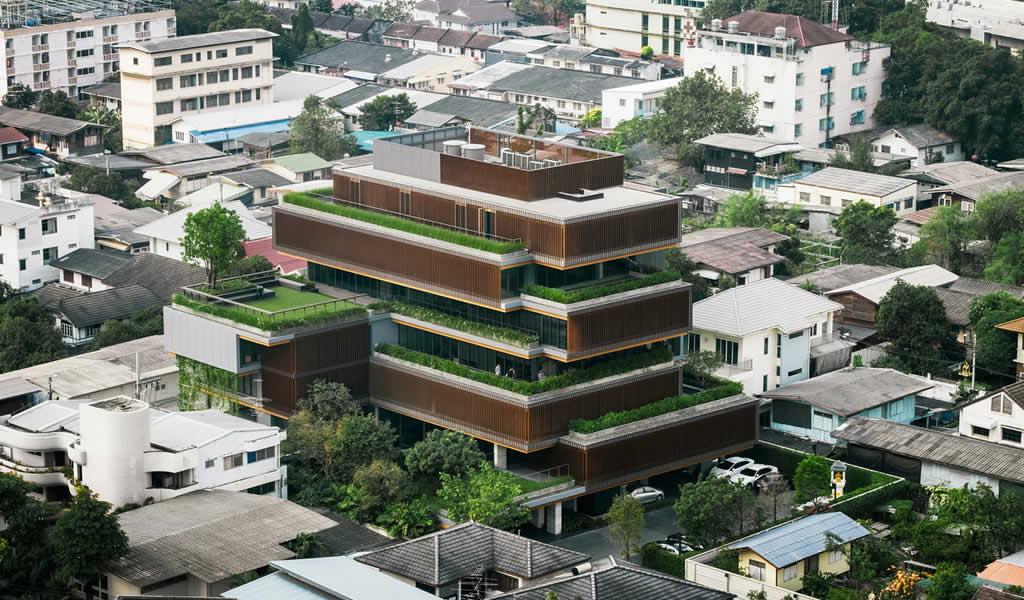 Oficina Inter Crop / Stu/D/O Architects