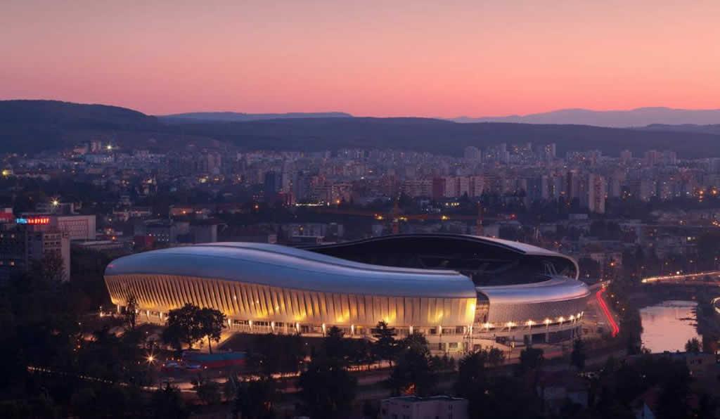 Arena Cluj / Dico si Tiganas