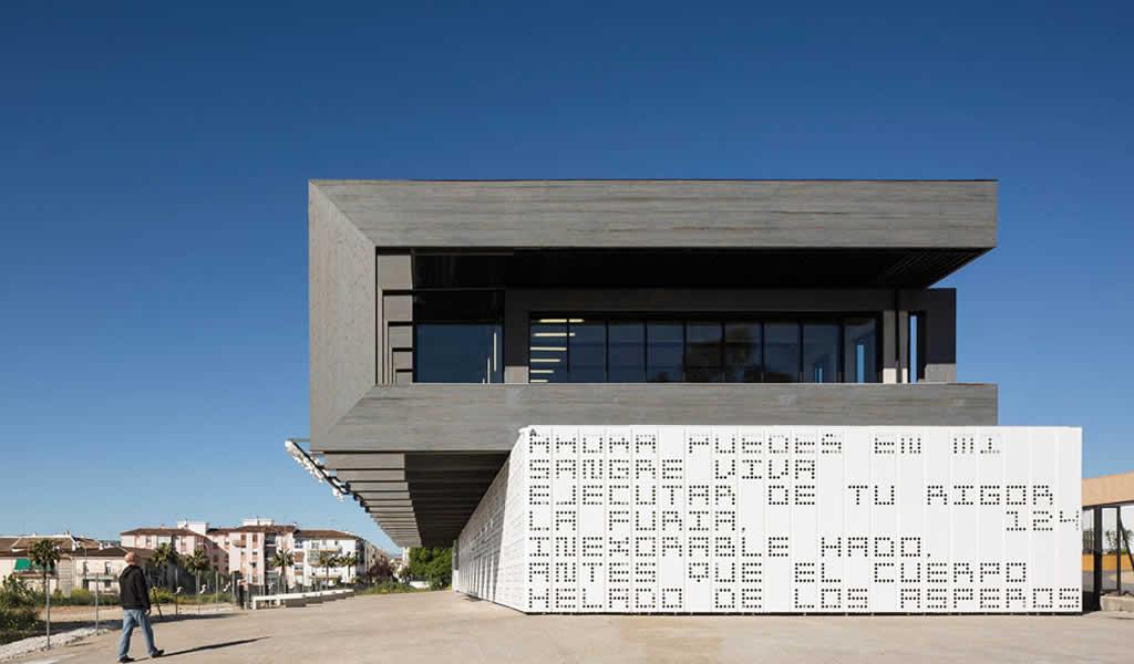 Biblioteca Comarcal Adolfo Suarez Ronda / MMIT ARQUITECTOS