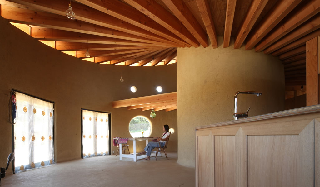 Jardín espiral / Ryuichi Ashizawa Architects & associates