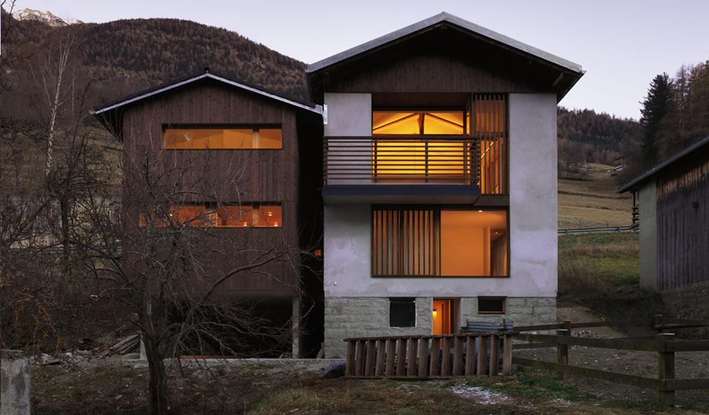 Casa EKC / Ralph Germann architectes