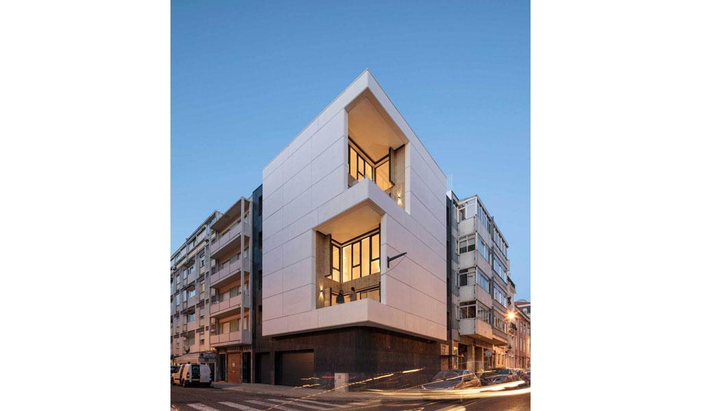 Campo de Ourique 70 / Fragmentos de Arquitectura