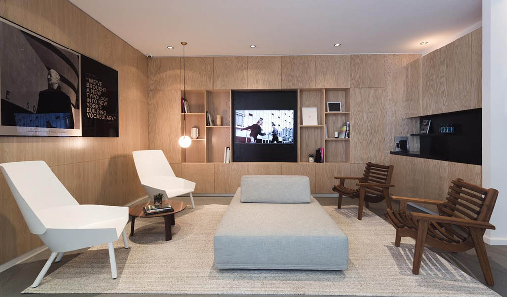 Las residencias Mercedes en  Manhattan reciben una moderna renovación mexicana