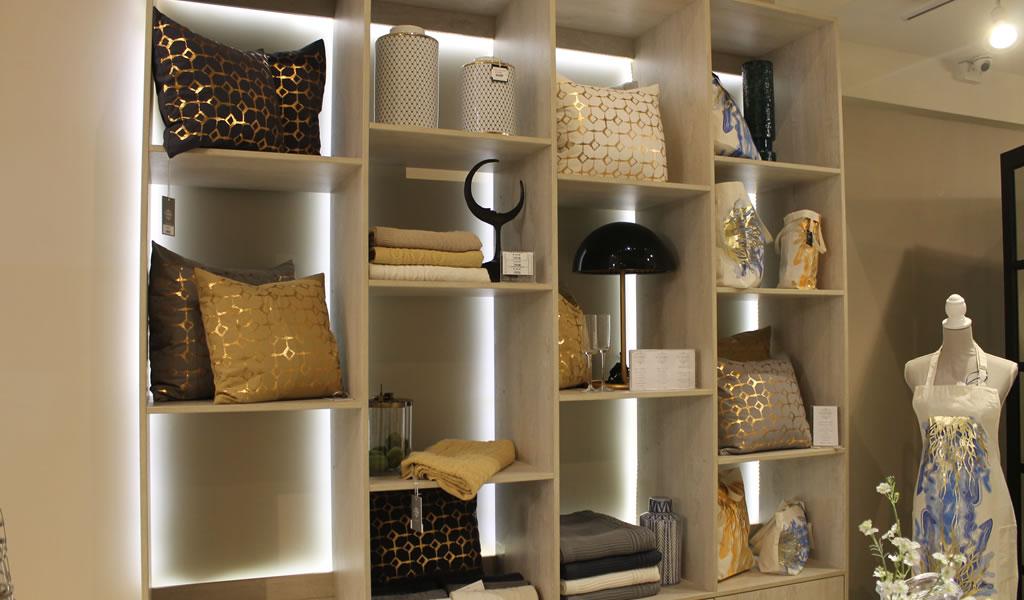 Casa Viva Home Boutique presentó Claribel London y Modern Fusion