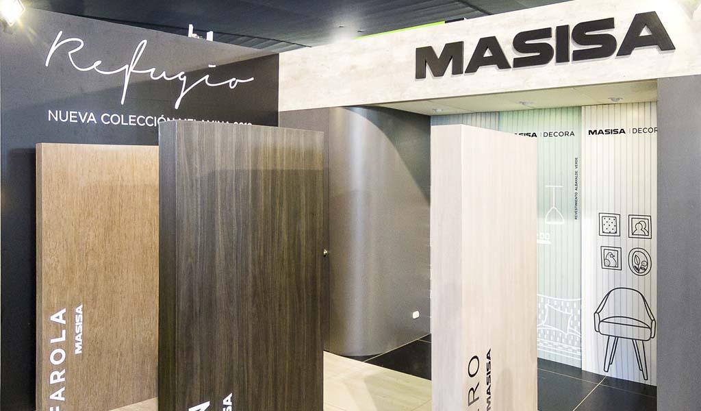 Masisa se presenta en Expodeco 2018