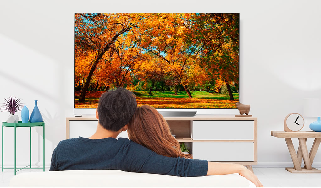 Alpha 9: televisores LG cuentan con procesador inteligente para un mejor rendi-miento