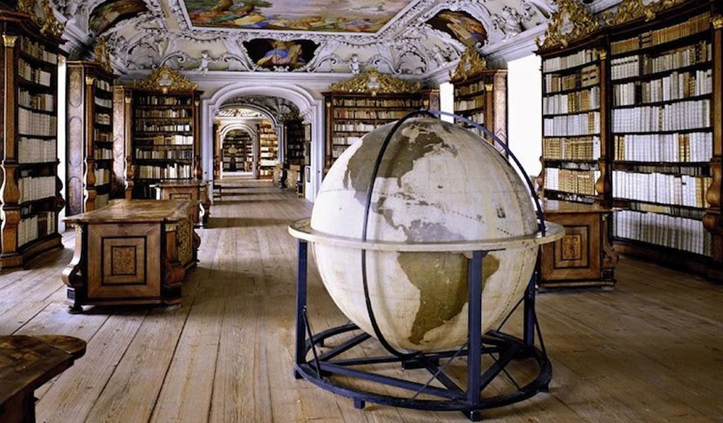 """Massimo Listri documenta las """"bibliotecas más bellas del mundo"""""""