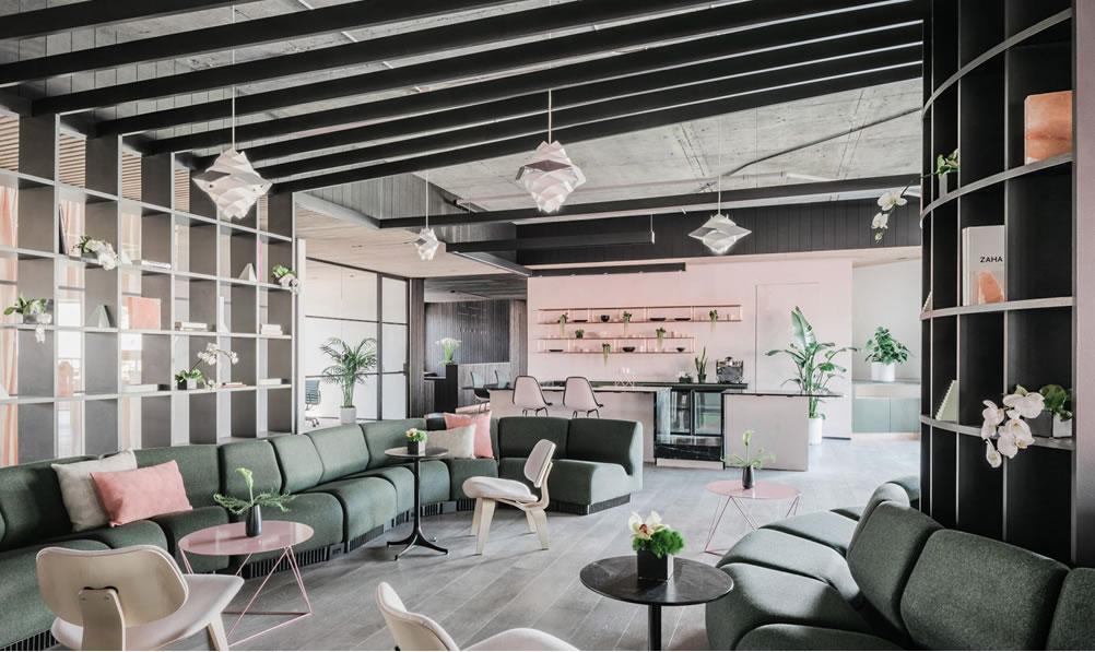 Abren en San Francisco el segundo espacio de co-trabajo Canopy de Yves Behar, Amir Mortazavi y Steve Mohebi