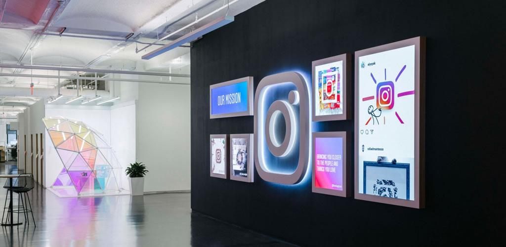 Las nuevas oficinas de Instagram de Gehry Partners en Manhattan brindan amplias oportunidades para tomar fotos