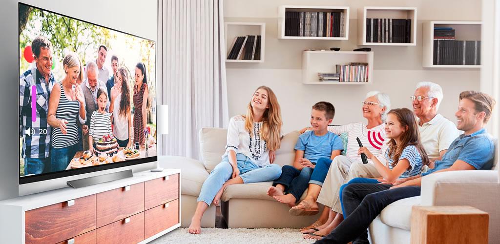 LG ofrece descuentos de hasta 62% en televisores con inteligencia artificial