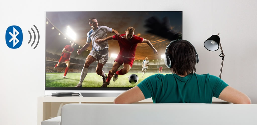 Beneficios del bluetooth en el smart tv