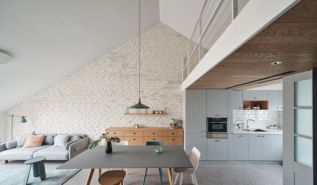 Starburst House es un hogar contemporáneo en Beijing por HAO Design