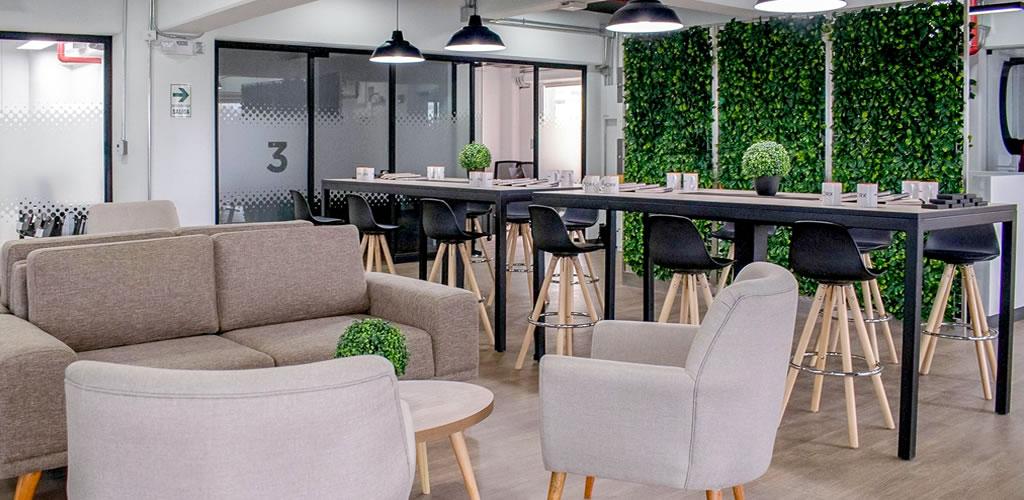 Implementación de oficinas WORX en  Miraflores - Lima