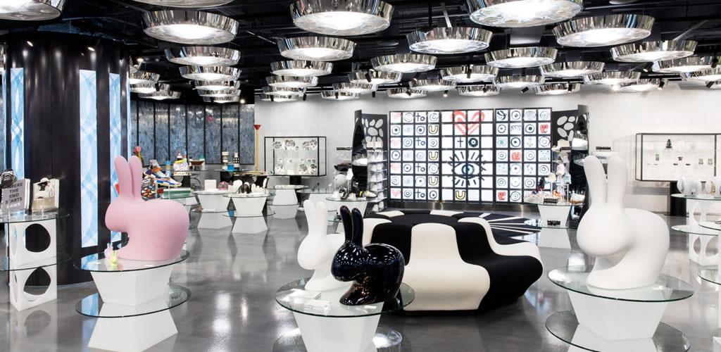 Milan design store 10 Corso Como llega a Nueva York