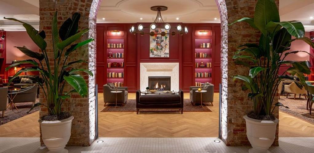 El hotel Eliza Jane ocupa siete almacenes históricos en Nueva Orleans