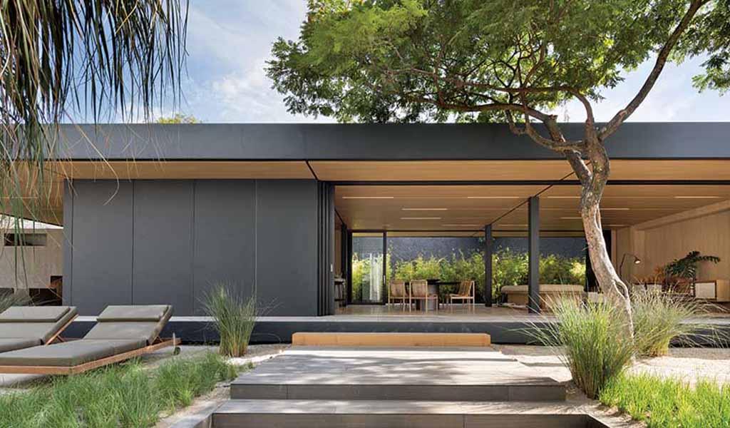 Prefabricación brasileña por Studio Arthur Casas