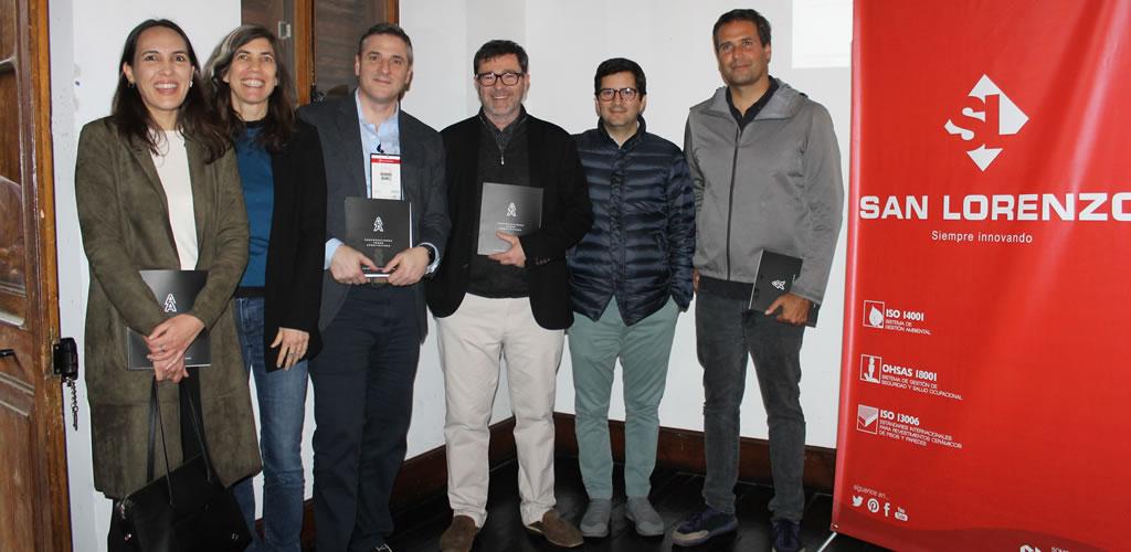 La Asociación de Estudios de Arquitectura presentó el segundo libro de la AEA