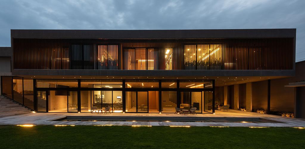 Casa La Cañada / Bautista Arquitectos