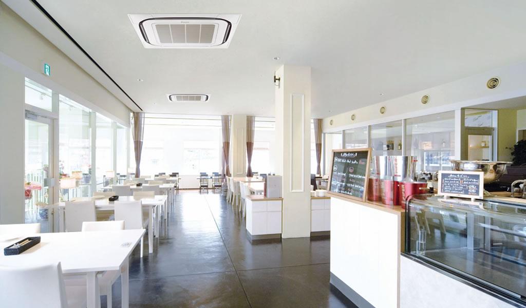 Daikin Sky Air: la solución de aire para pequeños y medianos negocios