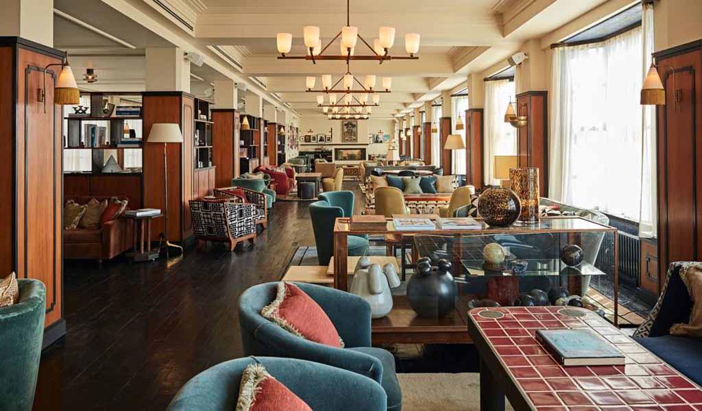 Soho House Amsterdam es la última incorporación a una cadena de hoteles que atiende a creativos y nómadas digitales