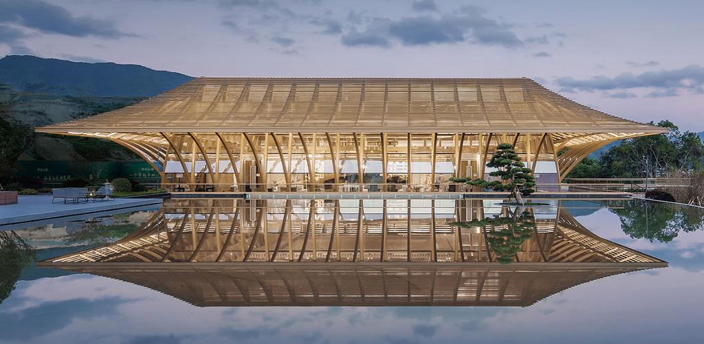 Centro Tahoe Qingyun / Shanghai Tianhua architectural design