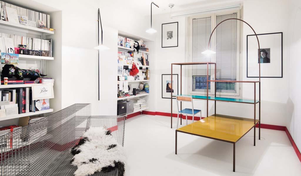 Mario Bellini, Patricia Urquiola y otros crean nuevos interiores para la sede de Vogue Italia