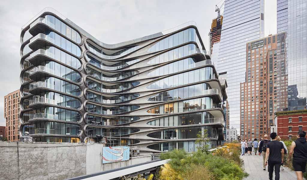 La Galería Zaha Hadid abre sus puertas en Nueva York