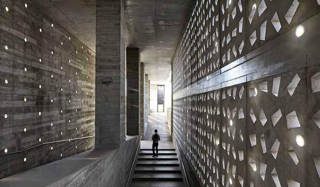 El Edificio E de Barclay & Crousse gana el Premio Mies Crown Hall Americas 2018