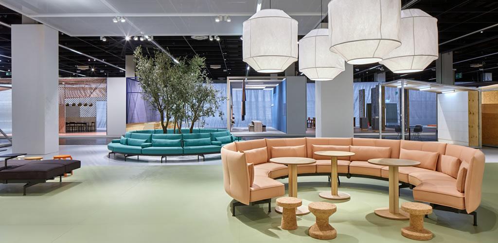 Vitra presentó nuevas soluciones para entornos laborales contemporáneos en Feria Orgatec 2018