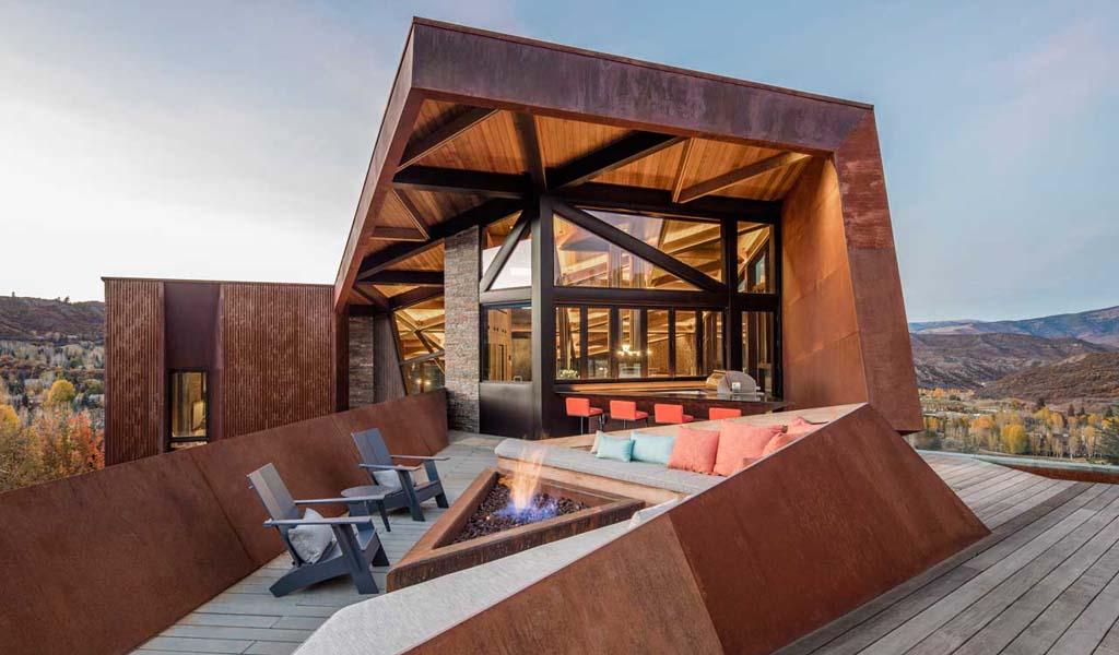 La Residencia Owl Creek fue diseñada como un lugar para crear conexiones más profundas