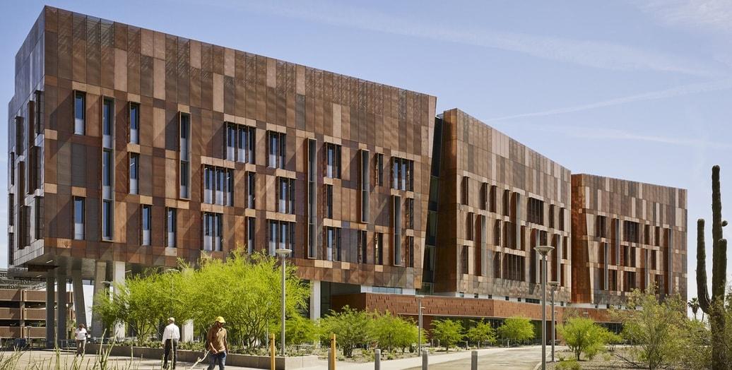 Universidad Estatal de Arizona, Biodesign Institute C / ZGF Architects