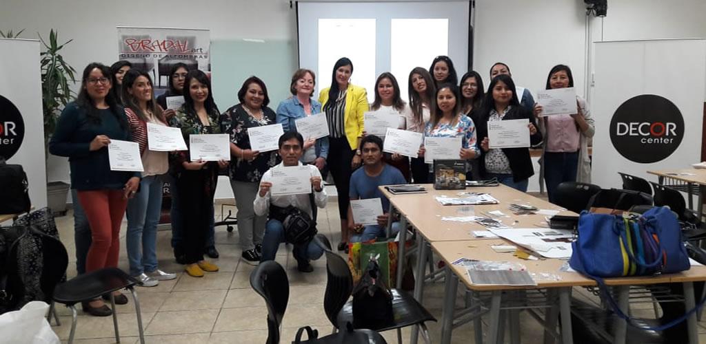 Dossier de Arquitectura presentó el taller: diseño de áreas sociales