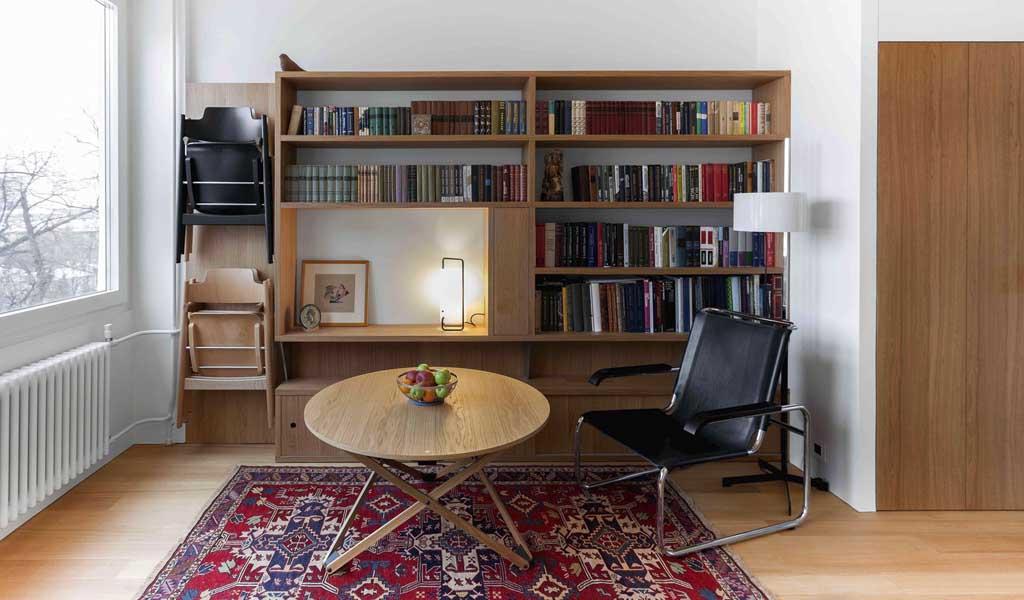 33 m² flat por Studio Bazi
