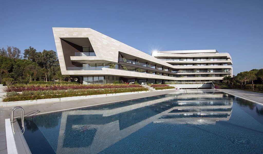 Folkart Blu por DILEKCI Architects