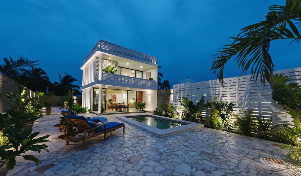Casa Sebastián es un lugar relajante rodeado de naturaleza en la Península de Yucatán