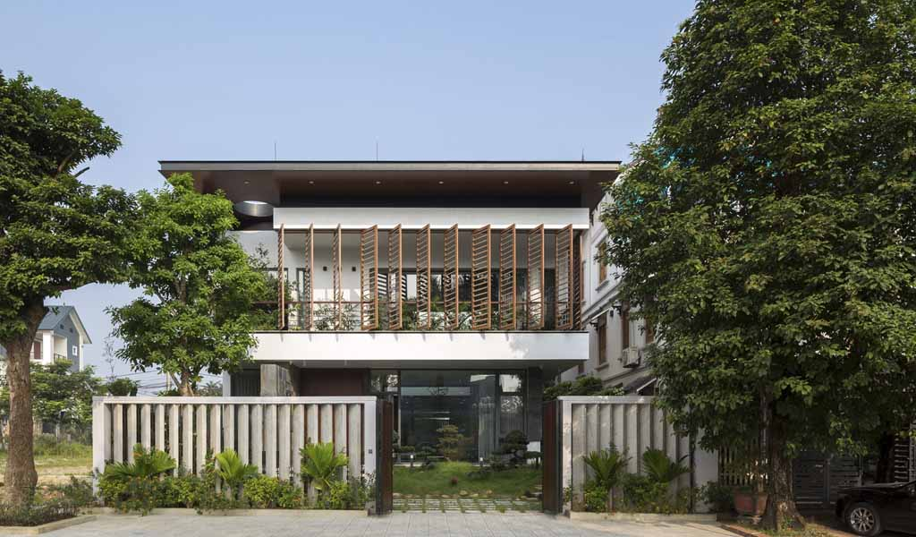 House of Light & Wind por  Ray Architecture Viet Nam